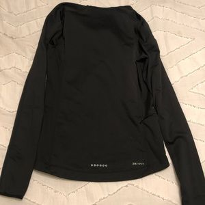Nike Tops - NWOTS Nike Dri-Fit Hooded Fleece Jacket